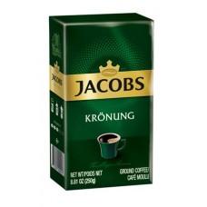 Kávé, pörkölt, őrölt, vákuumos csomagolásban, 250 g,  JACOBS