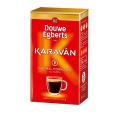 Kávé, pörkölt ,őrölt, vákuumos csomagolásban, 250 g, DOUWE EGBERTS