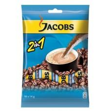 Instant kávé stick, 10x14 g, JACOBS