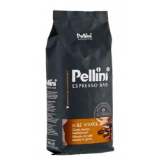 Kávé, pörkölt, szemes, 1000 g,  PELLINI