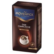Kávé, pörkölt ,őrölt, vákuumos csomagolásban, 500 g, MÖVENPICK