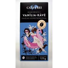 Kávé, pörkölt, szemes, 125 g, CAFE FREI