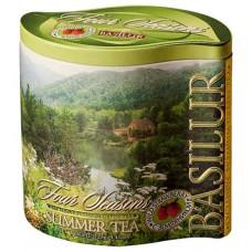 Zöld tea, 125 g, fém dobozban,