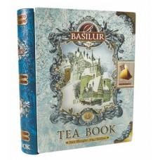 Fekete tea, filteres, 10 g, fém könyv dobozban,