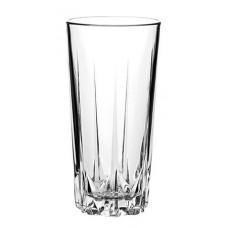 Üdítőspohár, üveg, 33 cl,
