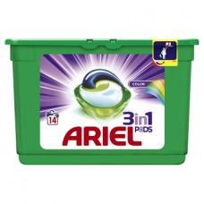 Ariel mosókapszula Color&Style 14 db