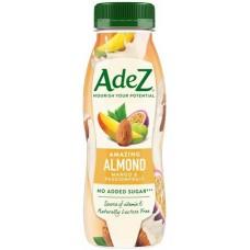 Növényi ital, 0,25 l, ADEZ, mandula, mangó és maracuja