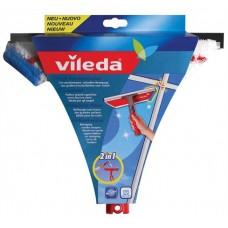 Ablaktisztító, nyél nélkül, VILEDA