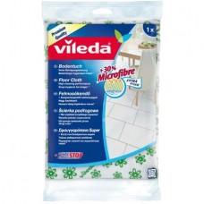 Felmosókendő, 30 % mikroszállal,VILEDA, zöld színű