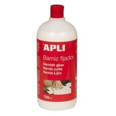 Ragasztó, lakk hatású, APLI, 750 ml