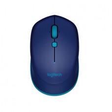 Egér, vezeték nélküli, optikai, Bluetooth, mini, LOGITECH