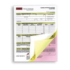 Önátíró papír, A4, 2 példányos, XEROX