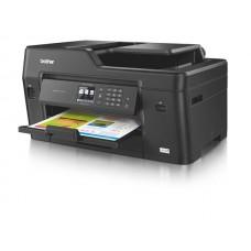 Nyomtató, tintasugaras, színes, multifunkciós, duplex, hálózat, wireless, A3, BROTHER