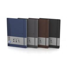 Jegyzetfüzet, B5, kockás, 72 lap, OXFORD,