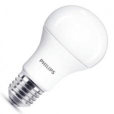 LED izzó, E27,gömb, 7,5W, 806lm, 230 V, 4000K,A60, PHILIPS