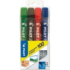 Alkoholos marker, 1 mm, kúpos, PILOT