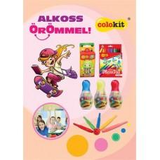 Plakát, A3, FLEXOFFICE, ColoKit,