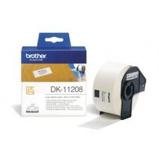 Papír címke, QL nyomtatóhoz, 38 x 90 mm, BROTHER