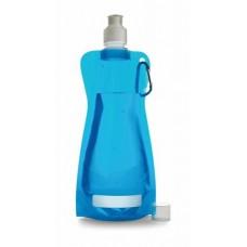 Összehajtható vizeskulacs, kék