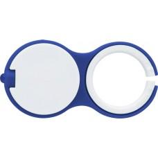 Kulcstartó LED-lámpával, kék