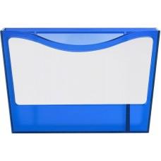 Mágneses tároló, műanyag, kék