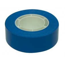 Ragasztószalag, 19 mm x 33 m, APLI, kék