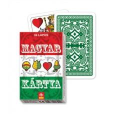 Klasszikus magyar kártya, 32 lapos, papír dobozban, TREFL