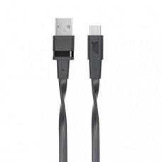 USB kábel, USB 2.0 - USB-C, 1,2 m, RIVACASE