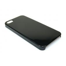 Telefontok, iPhone 5/5S készülékhez, kemény, SANDBERG, fekete