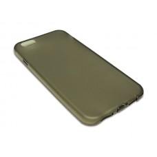 Telefontok, iPhone 6 készülékhez, rugalmas, SANDBERG, fekete