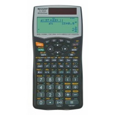 Számológép, tudományos, 556 funkció, SHARP