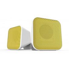 Hangszóró, 2.0, sztereó, 6W, USB, SPEEDLINK