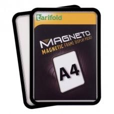 Mágneses tasak, mágneses háttal, A4, TARIFOLD
