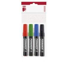 Alkoholos marker készlet, 1-3 mm, kúpos, ICO