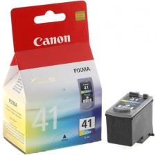 CL-41 Tintapatron Pixma iP1300, 1600, 1700 nyomtatókhoz, CANON, színes, 155 oldal