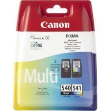 CL-541/PG-540 Tintapatron multipack Pixma MG2150, 3150 nyomtatókhoz,CANON b+c, 2*180 oldal