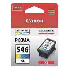CL-546XL Tintapatron Pixma MG2450, MG2550 nyomtatókhoz, CANON, színes, 300 oldal