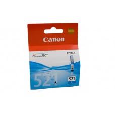 CLI-521C Tintapatron Pixma iP3600, 4600, MP540 nyomtatókhoz, CANON, cián, 9ml