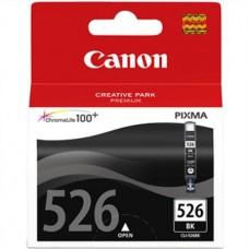 CLI-526B Tintapatron Pixma iP4850, MG5150, 5250 nyomtatókhoz, CANON, fekete, 9ml