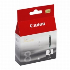 CLI-8B Tintapatron Pixma iP4200, 4300, 4500 nyomtatókhoz, CANON, fekete, 13ml