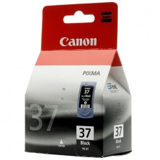 PG-37 Tintapatron Pixma iP1800, 2500, MP210 nyomtatókhoz, CANON, fekete, 11ml
