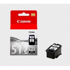 PG-512 Tintapatron Pixma MP240, 260, 480 nyomtatókhoz, CANON, fekete, 401 oldal