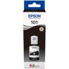 T03V1 Tintapatron Ecotank L6190 nyomtatóhoz, EPSON fekete, 127ml