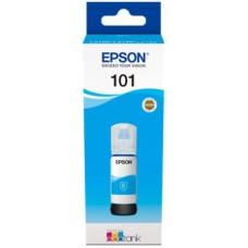 T03V2 Tintapatron Ecotank L6190 nyomtatóhoz, EPSON kék, 70ml