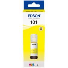 T03V4 Tintapatron Ecotank L6190 nyomtatóhoz, EPSON sárga, 70ml