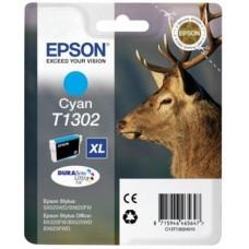 T13024010 Tintapatron Stylus Office SX620, BX320 nyomtatókhoz, EPSON, cián, 10,1ml