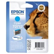 T07124011 Tintapatron Stylus D78, D92, D120 nyomtatókhoz, EPSON kék, 5,5ml