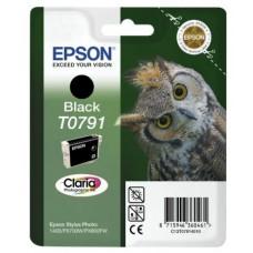 T07914010 Tintapatron StylusPhoto 1400 nyomtatóhoz, EPSON fekete, 11ml