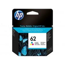 C2P06AE Tintapatron ENVY 5640, 7640, 5740 nyomtatókhoz, HP 62 színes, 4,5 ml