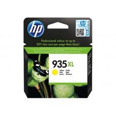 C2P26AE Tintapatron OfficeJet Pro 6830 nyomtatóhoz, HP 935XL sárga, 825 oldal